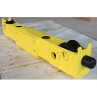 Quality 40Cr Open Gear Bridge Crane End Trucks / Wheel Block For End Carriage Overhead for sale