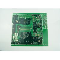 Green Multilayer PCB Immersion Gold 8 Layer PCB with UL Certification Manufactures