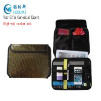Buy cheap Tech Organizer Laptop Bag , Electronics Travel Cocoon Grid It Organiser from wholesalers