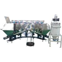 Dust Free Automatic Batching System For Weighing Mixing Chemical Powder Manufactures