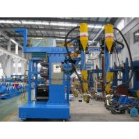 Cantilever H Beam Welding Machine / Submerged ARC Welding Machine Manufactures