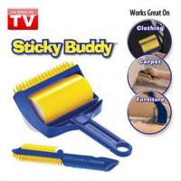 Hot washable Sticky Hair Sticky Clothes Sticky Buddy Wool Dust Catcher Carpet Sheets Hair Sucking Sticky Dust Drum Lint Manufactures