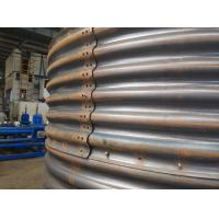 Assembly Corrugated Pipe Factory Manufactures