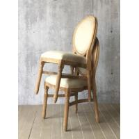 solid oak french style dining chairs,stack dining chair, fabricWooden frame leather dining chair,desk chair CH-014 Manufactures