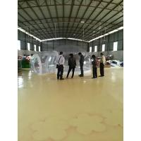 0.6mm And 0.8mm PVC Tarpaulin Inflatable Party Tent , Bubble Tent Manufactures