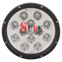 9 INCH 120W CREE OFFROAD LED Driving Light For Truck 4x4 4wd Boat Tractor Auto Headlight Manufactures