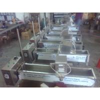 Quality 2012 new type stainless steel donut machine for sale