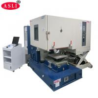 Buy cheap Climatic combined vibration test chamber from wholesalers