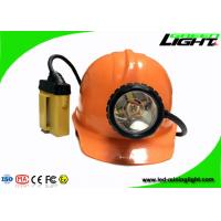 China High Performance LED Corded Mining Headlamps for Hard Rock miner safety lamp dangerous on sale