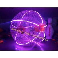 Quality lighting zorbing ball zorb ball game for sale for sale