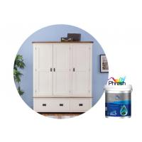 China Impact Resistance Water Based Wood Varnish Paint Two Component Anti Water on sale