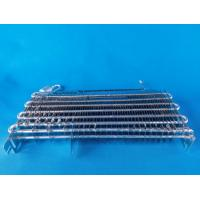 Silver Plate And Fin Heat Exchanger 3.0Mpa Air Pressure R134a R600a Refrigerant Manufactures
