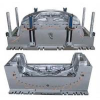 Quality Bumper plastic injection mould,  Vehicle Mould, 45# , hot runner, Polish for sale