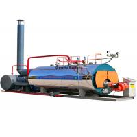 500kg Gas oil fired gypsum boiler fuel steam boiler for milk processing plant Manufactures