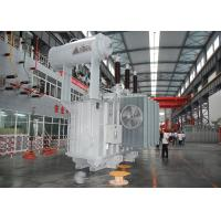 Oltc Three Phase Oil Immersed Power Transformer 35kv With Two Winding Manufactures