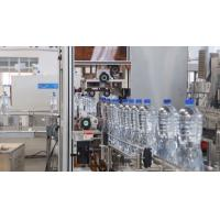 Semi Automatic Carbonated Drink Filling Machine , Soda Water Filling Machine Manufactures