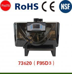 Runxin 20T Automatic Softner Control Valve  F95D3 Backwash Water Softner  Control Valve Head Manufactures
