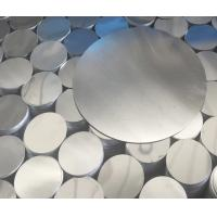 Silver 1060 CC Cutting Discs Aluminium Circle Mill Finish Surface For Light Cover Manufactures