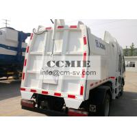 PLC Electric Controlled Collecting Refuse Special Vehicles with 5000L Carriage Volume Manufactures