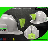 481lum High Brightness CREE Led Miners Cap Lamp With Anti-Explosive Use For Coal Or Gold Mining Manufactures
