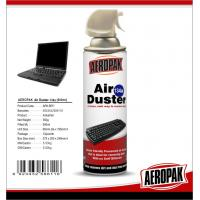 Non Toxic Industrial Cleaning Products , Computer / Keyboard Air Duster Can Manufactures