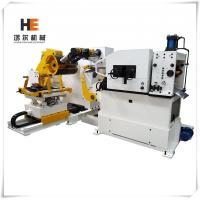 Metal Straightening Machine , CE Decoiling Feeding Coil Handling Equipment Manufactures