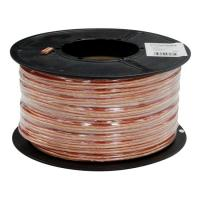 Transparent PVC Speaker and Microphone Wire Audio Cable 2Core Tinned Copper 8 Figure Manufactures