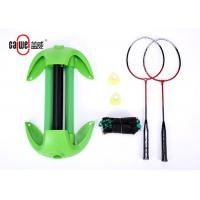 Travel PP / PC Folding Badminton Set with Freestanding Base Portable Removable Manufactures