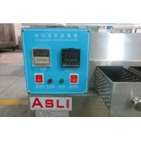 Quality Microcomputer controller Steam Aging Test Chamber with 3 layer drawer OEM for sale