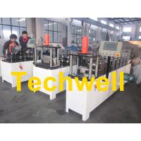 2 In 1 C / U Stud Roll Forming Machine For Light Weight Steel Truss Manufactures