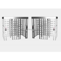 Intelligent Turnstile Full Height Turnstiles Entrance Control System Manufactures