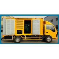 30 KW Truck Mounted Generator Sets 41KVA 4 Cylinder For Emergency Power Manufactures