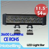 54W LED Tractor Light with Aluminum Alloy Body (LB-154) Manufactures