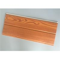 Plastic Wood Laminate Wall Panels For Living Room Manufactures