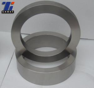 gr1 ,Gr2 ,Gr5 ,Gr7 od385 -od900mm titanium forged ring for industry Manufactures
