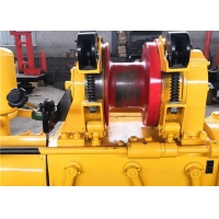 Professional Geological Drilling Rig Machine XY-1B Drilling Deep 100m 1800 * 835 * 1150mm Dimension Manufactures