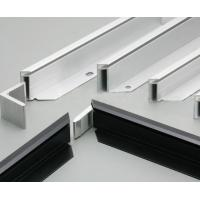 Anodize Aluminum Extrusion Profiles 6063 T5 For Solar Panel Frame Manufactures
