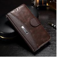 Quality Press Print J3 Samsung Leather Wallet Case Vintage Litchi With Multi Colors for sale