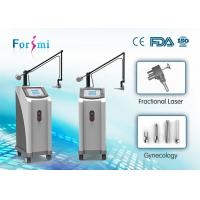 CE approved scar wrinkles removal skin resurfacing fractional co2 laser machine Manufactures