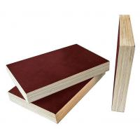 Brown Film Faced Plywood 8 - 12% Moisture Content Easy Work International Quality Manufactures