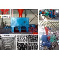 charcoal making machine/briquettes production machine/charcoal briquette roller press Manufactures