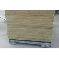 Quality Thermal And Acoustic Weather Proof Rock Wool Insulation High Temperature for sale