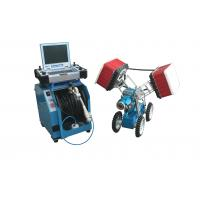 China Automatic Cable Drum Machine , Pipe Inspection Robot For Large Pipes on sale