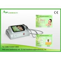 China Face Lift,Skin Rejuvenation,Wrinkle Remover Feature and RF Type microneedle fractional rf machine for home use on sale