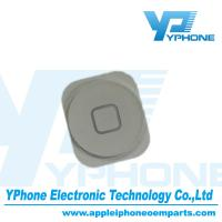 OEM Black And White Original Home Button iPhone Button Replacement For iPhone 5 Manufactures