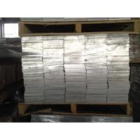 Bare / pre-coating Magnesium metal Sheet plate AZ31B H24 for etching engraving printing embossing Manufactures