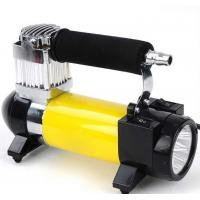 Dc 12v Metal Air Compressor , 100 Psi High Power Compressor With Lamp Manufactures