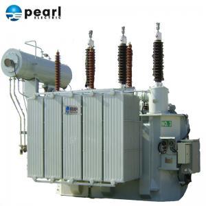 High Voltage Industrial Power Transformer / 16 Mva Power  Transformer Manufactures