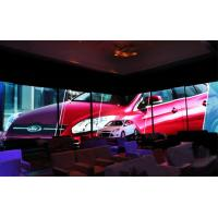 China Graphic P7.62mm Indoor LED Advertising Screen Rental , LED Stage Display on sale