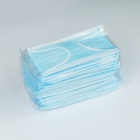 High Filtration Individual Packaging Blue 50 Pcs/Box Face Mask Manufactures